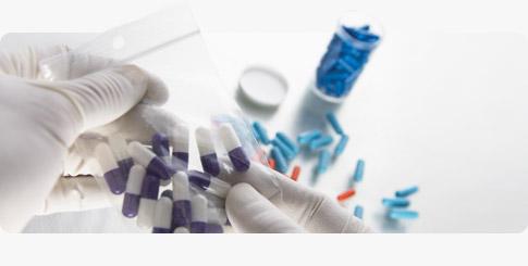 製薬研究および製品開発用のカプセル供給